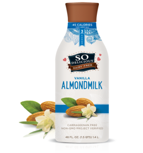 so delicious almond milk