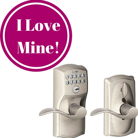 Love Mine Amazon Get 65 Or More Off The Schlage Camelot