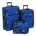 Leisure Trio 3-pc. Luggage Set