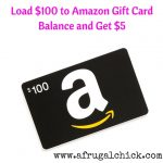 Select Amazon Members- Reload $100 to Amazon Gift Card Balance and Get $5 (I Was One Of Them!) (2)