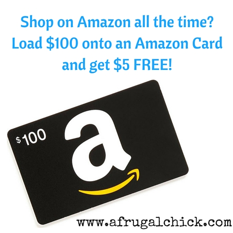 Select Amazon Members- Reload $100 to Amazon Gift Card Balance and Get $5 (I Was One Of Them!) (4)