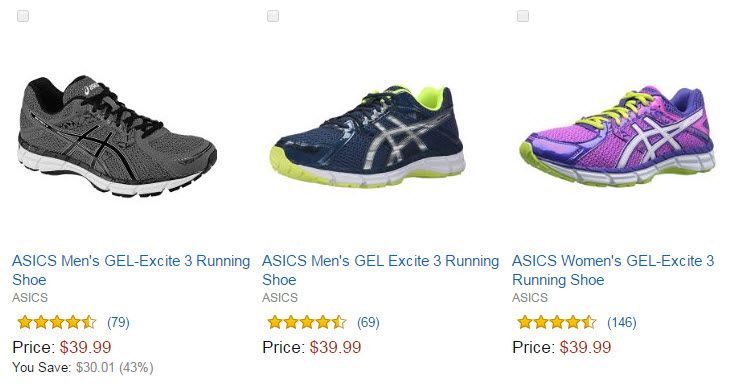 asics sale amazon