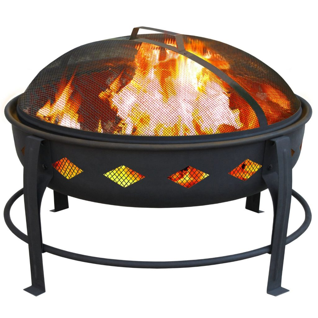 Amazon Lowest Price Landmann Fire Pit Only 49