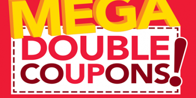 mega double coupons