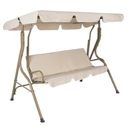 outdoor 2 person glider