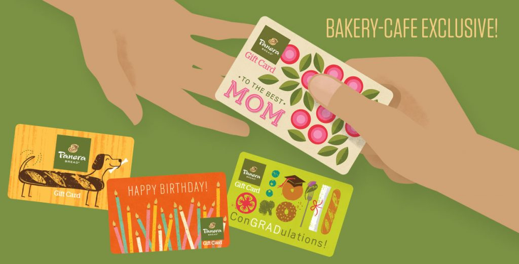 Panera Bread Gift Cards | Buy $50 and Receive $10 Bonus