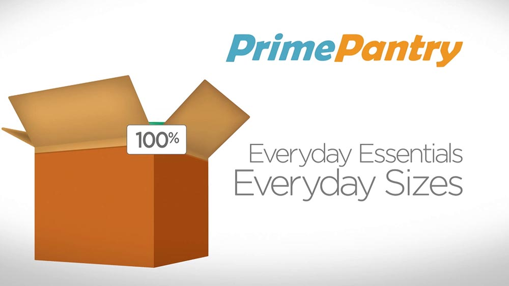 Amazon Prime Pantry Get Free Shipping On A Prime Pantry Box In April