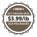 zaycon ground beef 2 pound packages