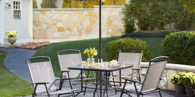 7 piece patio dining set