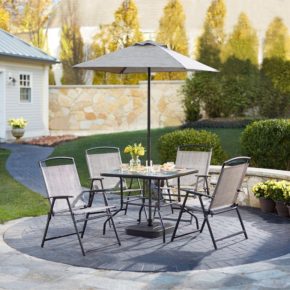 grab this great deal on a 7 piece patio dining set at home depot get