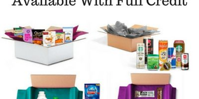 Amazon Prime Members- Six Sample Boxes Available With Full Credit