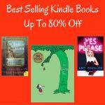 Best Selling Kindle Books Up To 80% Off
