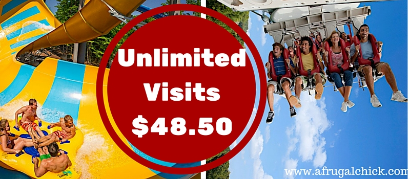 The Deal. $48.50 Gets You Unlimited Admission To Busch Gardens AND Water  Country ...