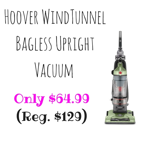 Hoover WindTunnel Air Steerable Bagless Vacuum Cleaner Only $79 (Reg. $135) (3)