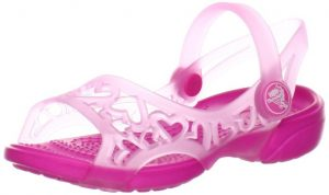 78bad66ef Check out these Adrina Hearts Sandals for  19.99. They are SUPER cute and  don t even look like Crocs!