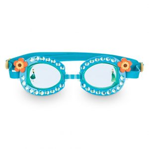 anna and elsa swim goggles