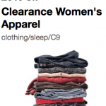 cartwheel women's clothing