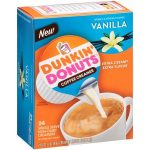 dunkin donuts single creamer