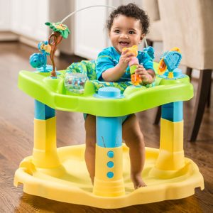 e458ef049deb Amazon Lowest Price  Evenflo Exersaucer Bounce   Learn