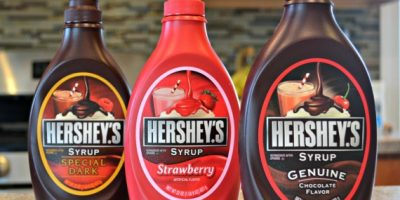hershey syrup