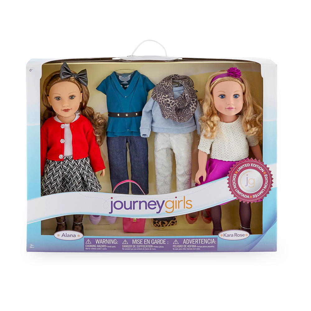 journey girls set