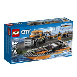 lego powerboat