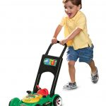 little tikes mower