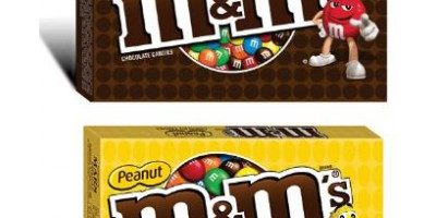 m and m boxes