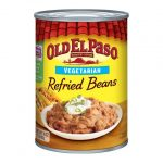 old el paso refried beans