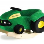 plush jon deere rocker