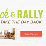 snack and rally