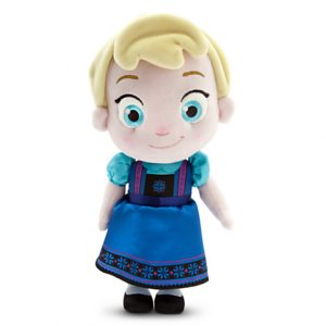 toddler elsa doll