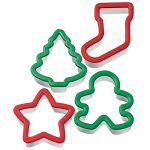 wilton holiday cookie cutters