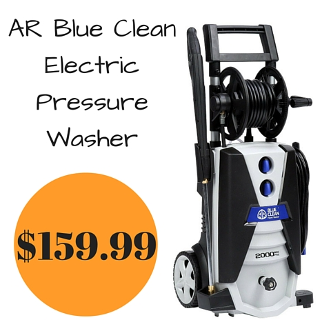 AR Blue Clean Electric Pressure Washer