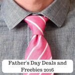 Father's Day Deals and Freebies 2016