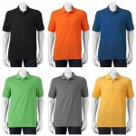 Men's Croft & Barrow Easy-Care Pique Polo