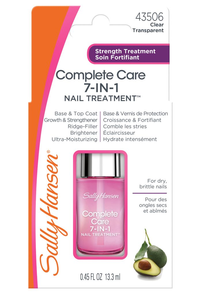 Sally Hansen 7-in-1 Nail Treatment promo post image
