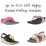 Up to 50% Off Highly Rated Fitflop Sandals