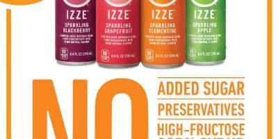 izze drinks