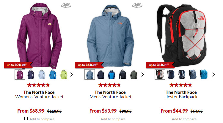 the north face sale moosejaw