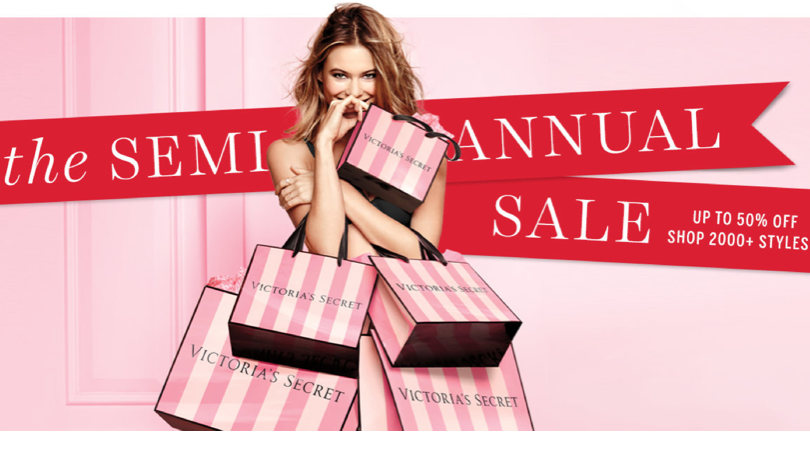 the semi annual sale