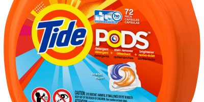 tide pods 72 count