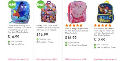 toys r us backpack