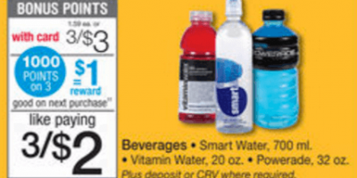 walgreens smart water