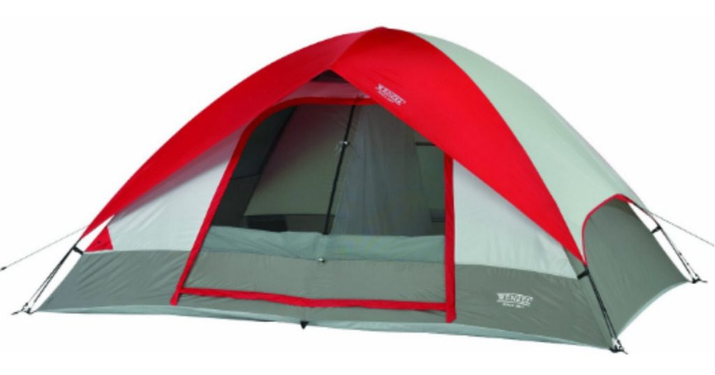 wenzel tent  sc 1 st  A Frugal Chick & Amazon: 50% Off Wenzel Tents u003d 5-Person Tent Only $59.99 Shipped ...
