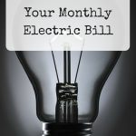 Bill Electric Money Save