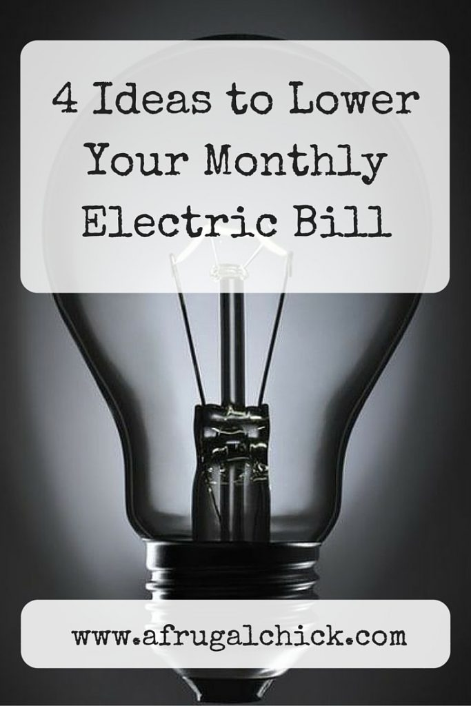 Save On Your Monthly Electric
