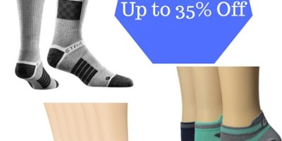 Athletic Socks Up to 35% Off