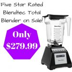 Five Star RatedBlendtec Total Blender