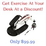 Get Exercise At Your Desk At a Discount!